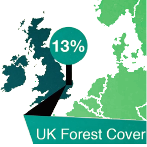 UK Forest Cover