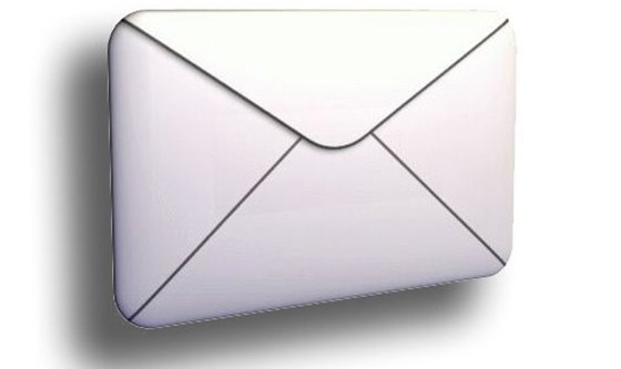 email icon envelope